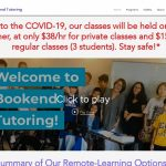 Bookend Tutoring (Grades 3-12)