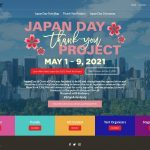 Japan Day 2021 (May 1-9, 2021 @ online)