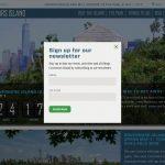 ニューヨークの子供遊びスポット: Governors Island (2021年)