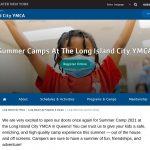 ロングラアイランド YMCA サマーデイキャンプの先生募集 (2021)
