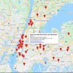 ニューヨークで日本語を教えている高校および高等教育期間のリスト